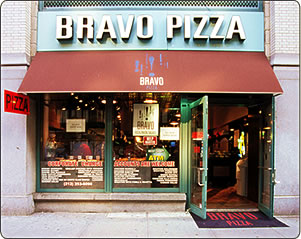 Bravo Pizza About Us